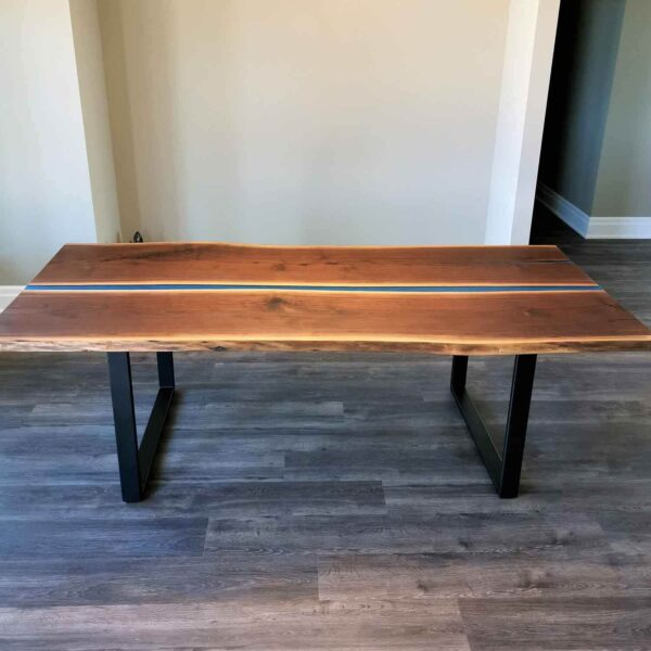 Dining Epoxy Resin Table