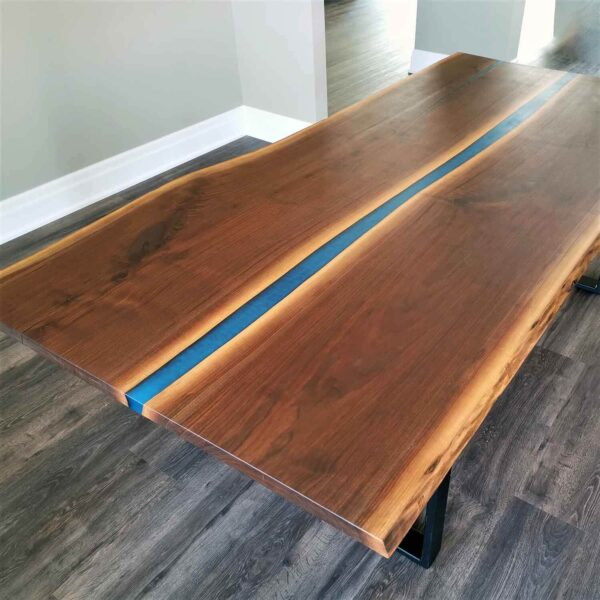 Dining Room Epoxy Table