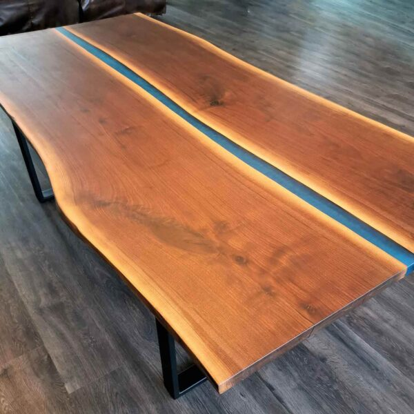 Epoxy Dining Table