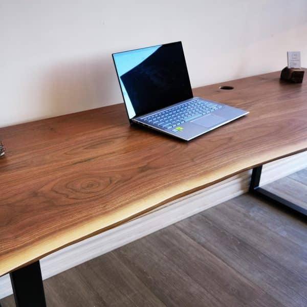 Live Edge Office Desk