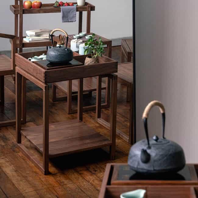 Chinese Tea Table Toronto