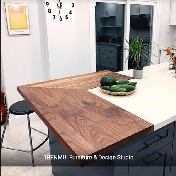 Walnut Countertop Toronto