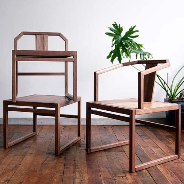Designer Chinese Chairs