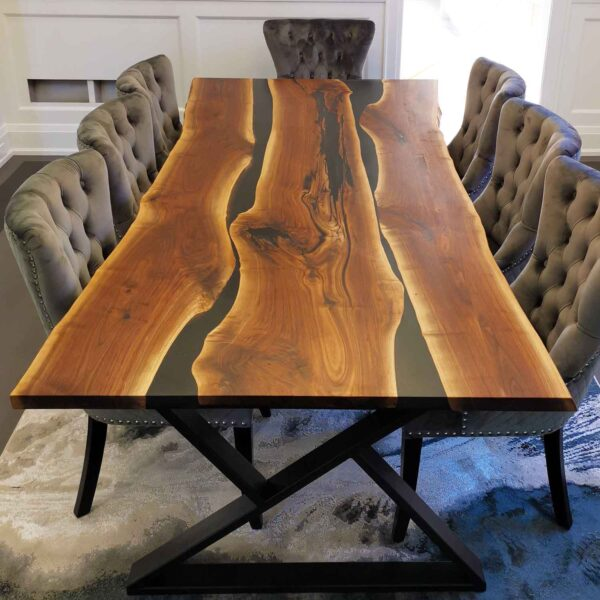 epoxy river table Toronto