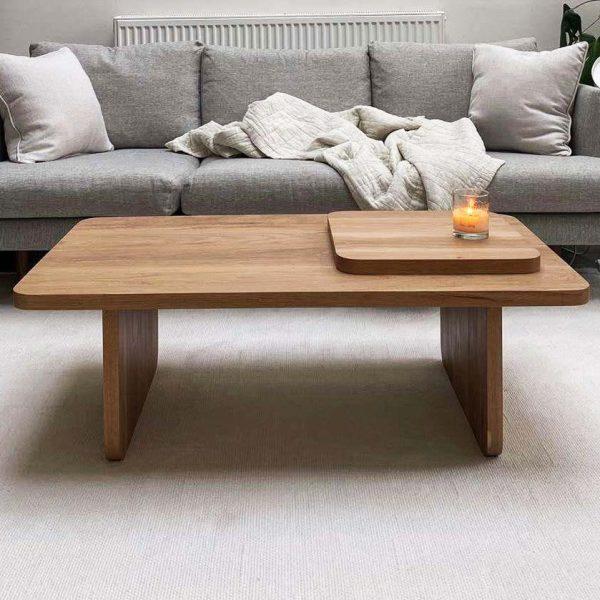 White Oak Coffee Table