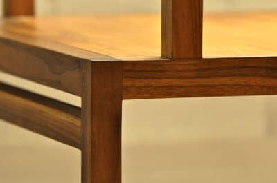 多倫多木製餐椅