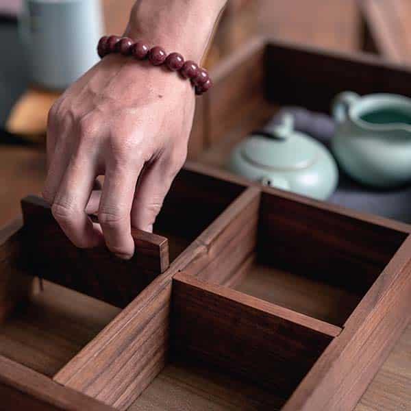 Asian Tea Table