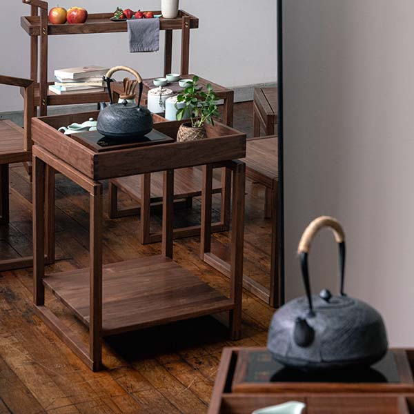 Chinese Tea Table