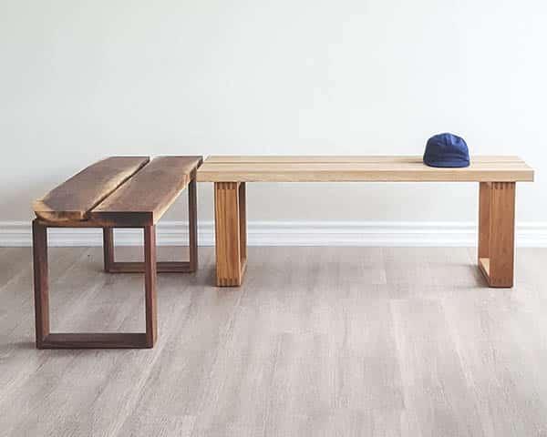 Custom Wooden Benches Toronto