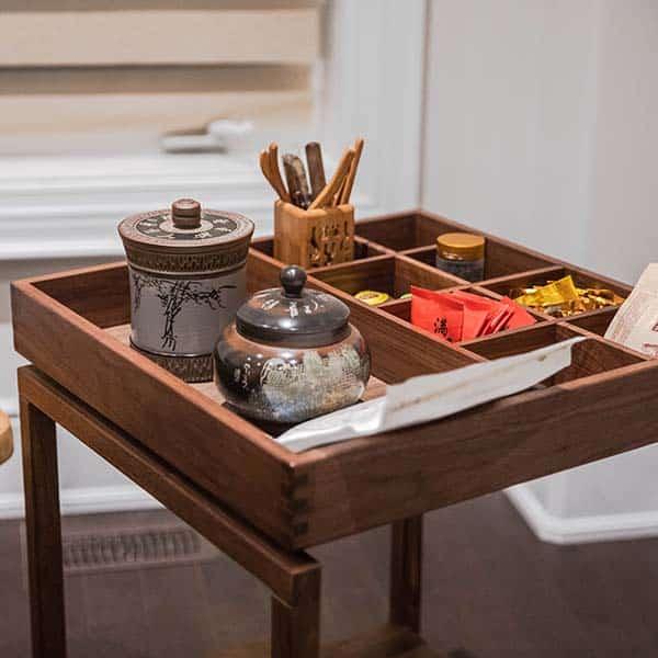 Japanese Tea Table