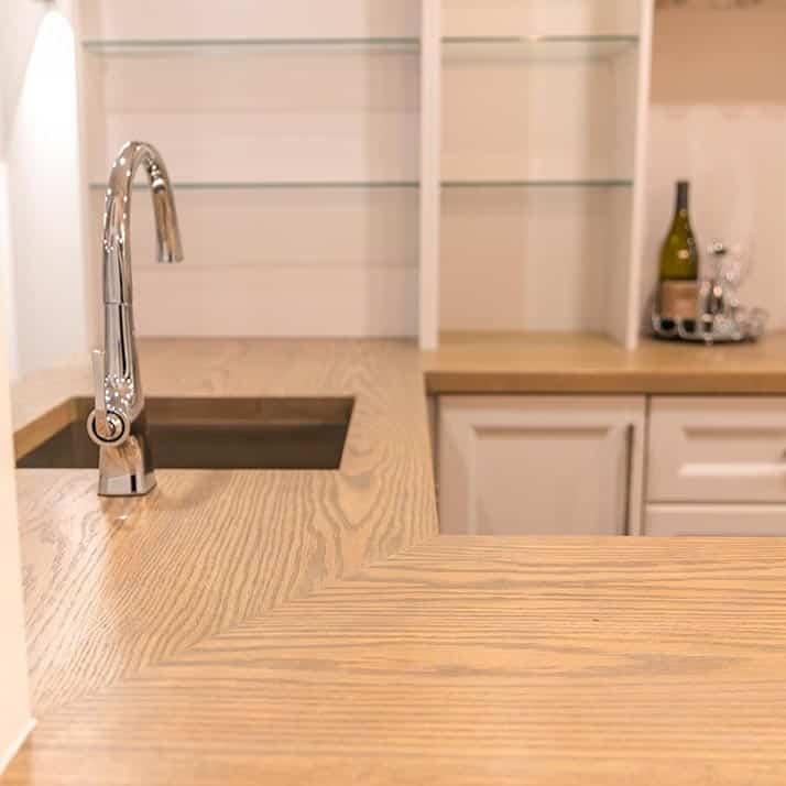 Kitchen Wood Countertops Ontario