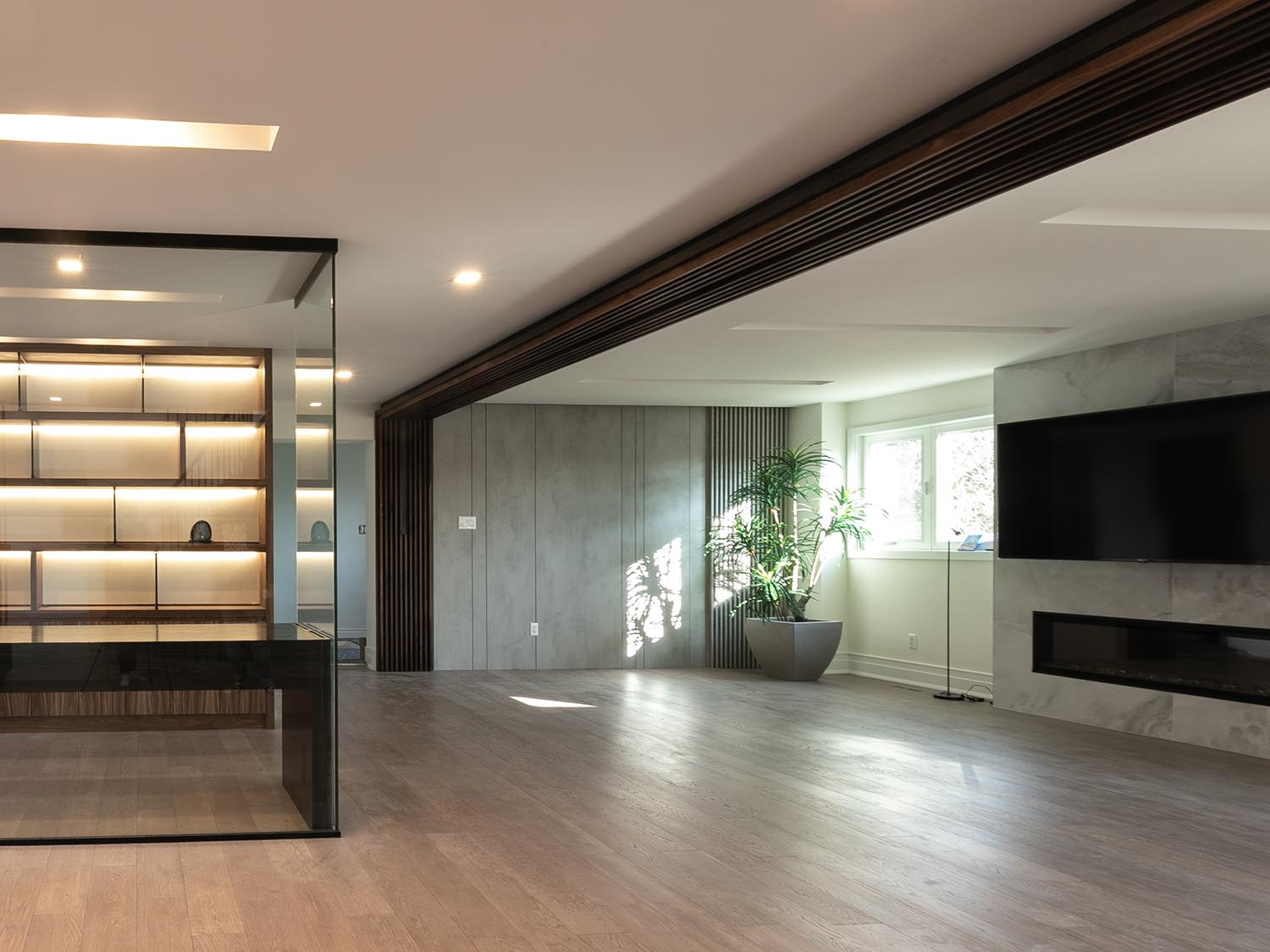 Residential Feature Walls