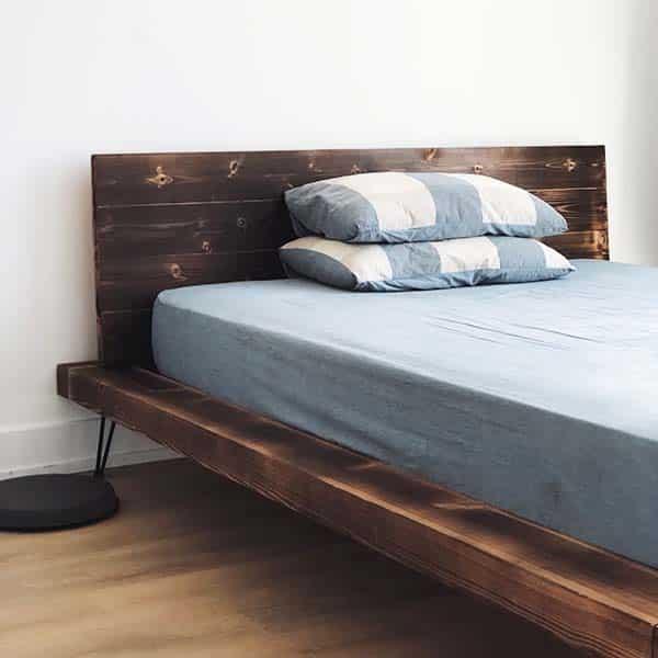 Solid Wood Bed Frames