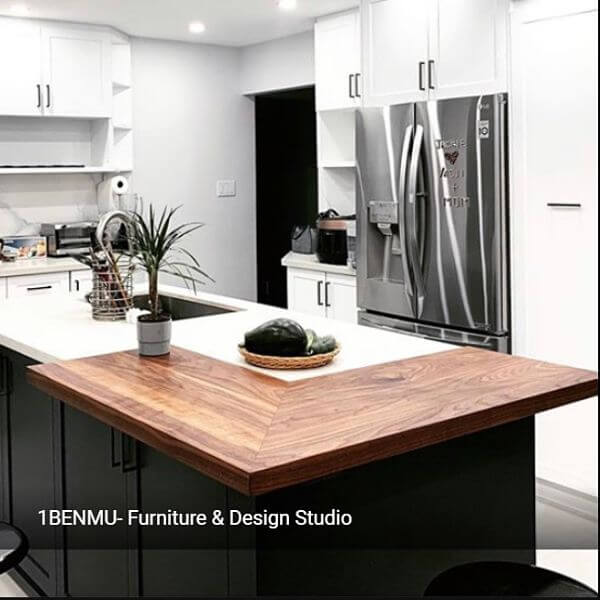 Solid Wood Countertops Toronto