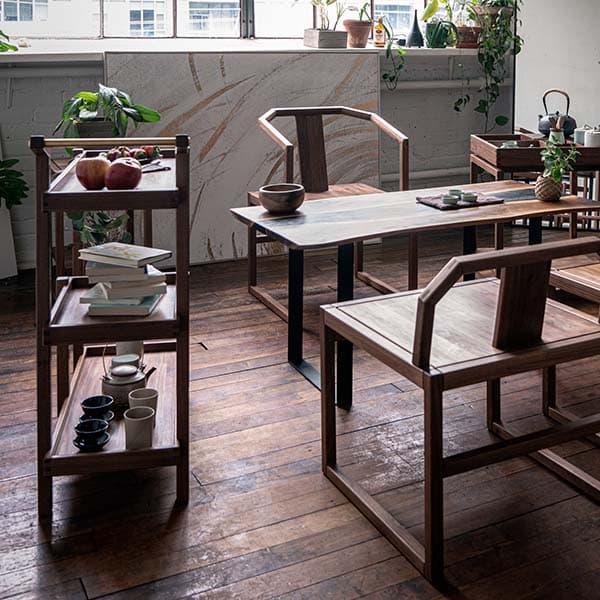 Tea Room Cart