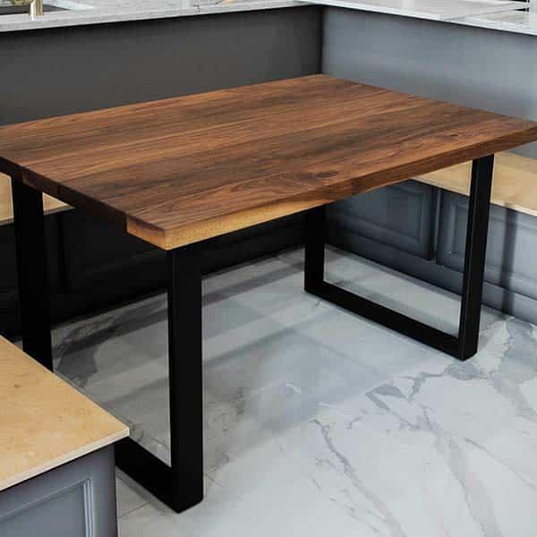 Walnut Kitchen Table Toronto