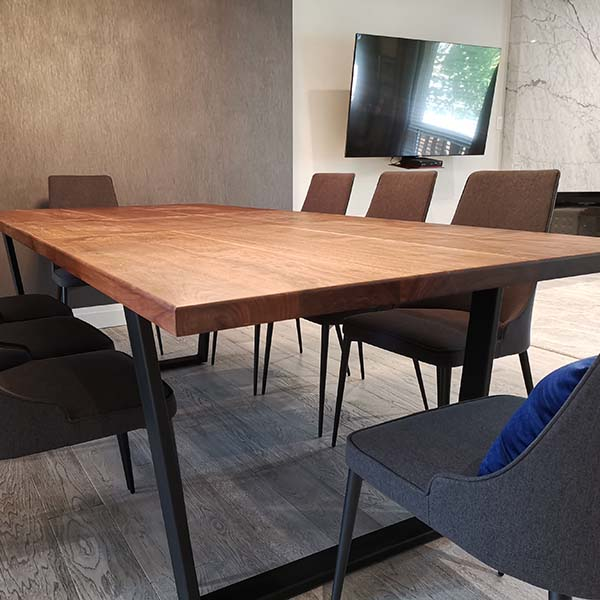 Walnut Living Room Table