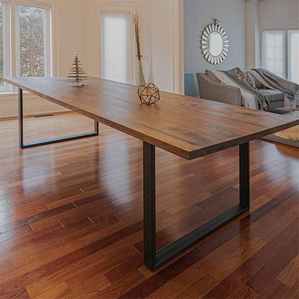Wood Table Toronto