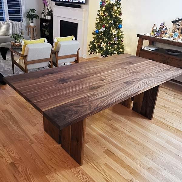 walnut table toronto