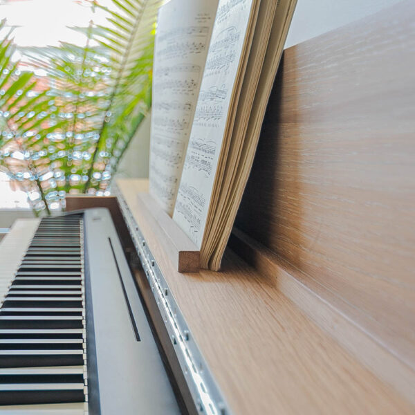 custom wood keyboard